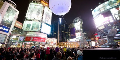 List of things to do in late November - December 2014 Toronto GTA