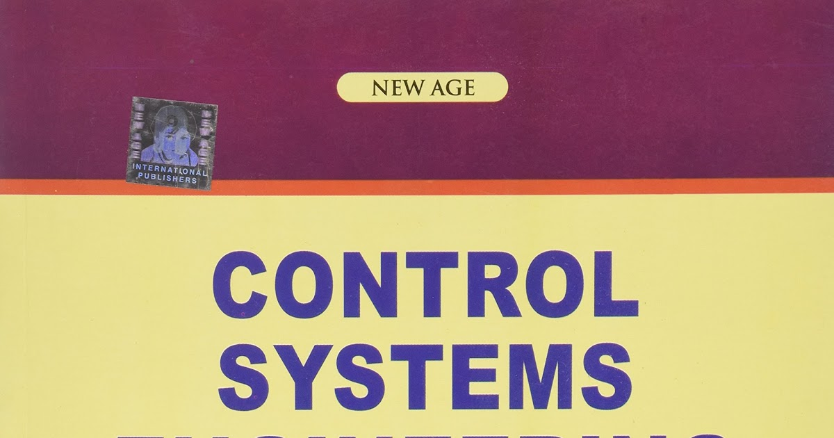 Control systems textbook by ij nagrath & m gopal download (pdf.