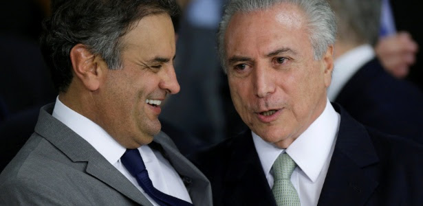 Resultado de imagem para O senador Aécio Neves (PSDB-MG)