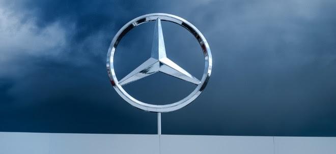 Sprinter ohne Chips: Mercedes-Benz lagert Pick-ups an Messe zwischen - Daimler-Aktie letztendlich grün