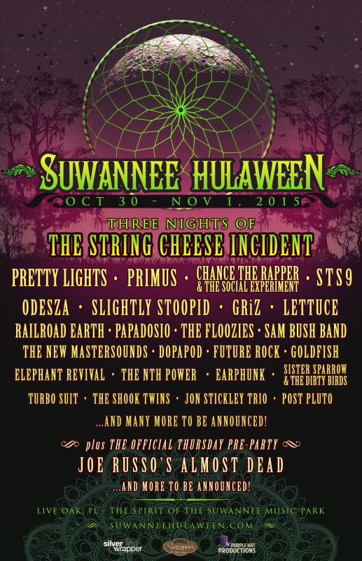 Win (2) VIP Mummy Tickets To Suwannee Hulaween