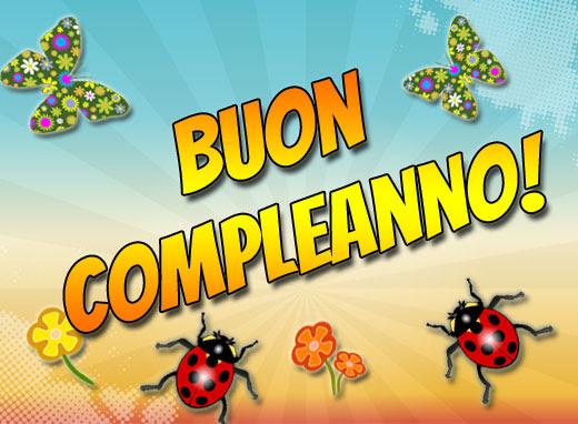 Italienische Gluckwunsche Zum Geburtstag