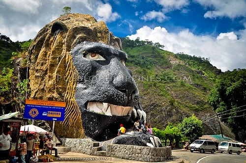 Baguio's Lion's Head
