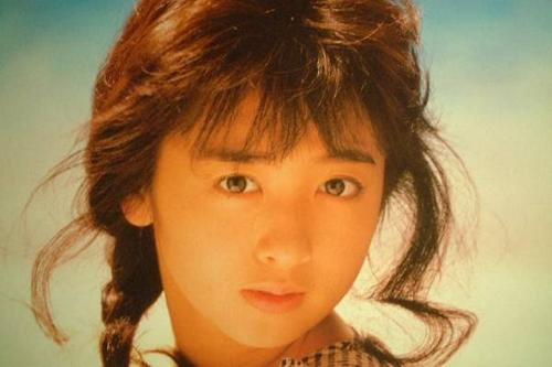 頃 斉藤 由貴 若い