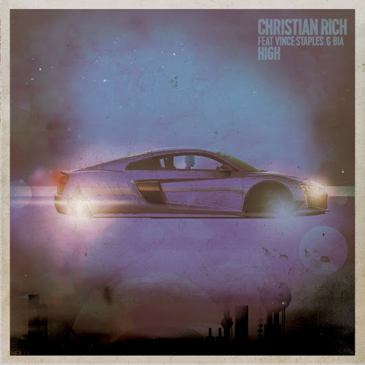 "Christian Rich Team With Vince Staples on ""High"" 