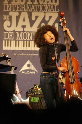 Esperanza Spalding, Festival Jazz Montreal
