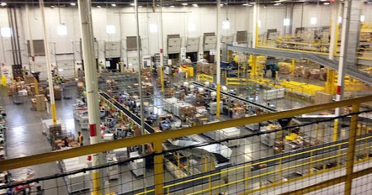 Is Unemployment Amazon's Fault?