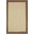 Mohawk Richmond Two-Tone Rectangle Accent Rug Earth