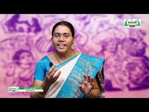 10th Tamil கவிதைப்பேழை மலைப்படுகடாம் இயல் 8 பகுதி 3 TM Kalvi TV