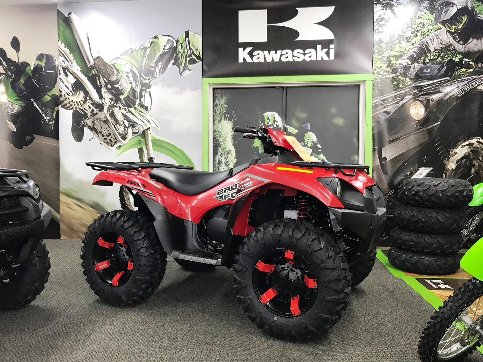 2020 Kawasaki Brute Force 750 4x4i For Sale In Powhatan Va