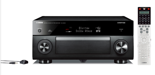 Yamaha Aventage CX-A5100 Dolby Atmos/DTS:X AV Preamp Preview