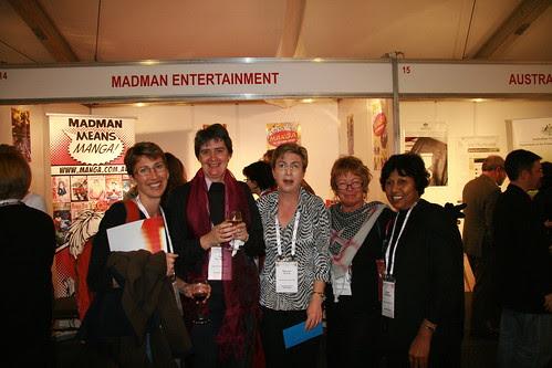 Kay, Kaye. Marg, Claire, Faridah
