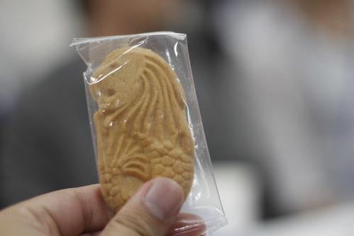 Merlion cookie