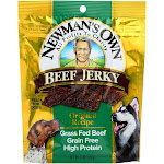 Newman's Own Treats for Dogs, Beef Jerky, Original Recipe, All Size - 5 oz