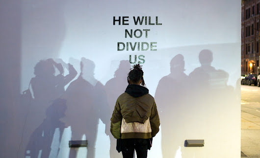 HE WILL NOT DIVIDE US | LaBeouf, Rönkkö & Turner