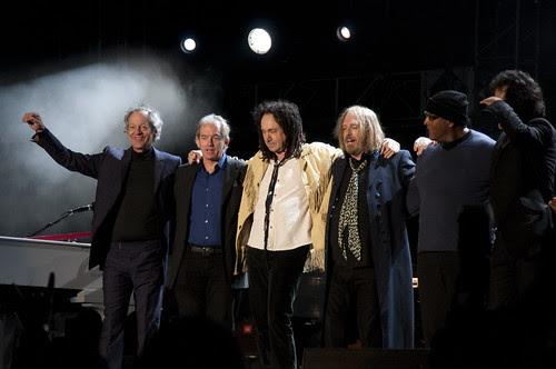"Tom Petty & The Heartbreakers, Oracle Appreciate Event ""Legendary"", JavaOne 2011 San Francisco"