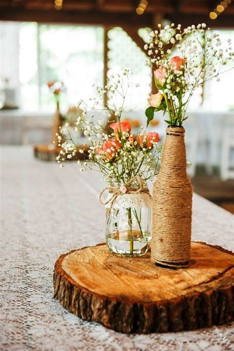 Best 25  Homemade wedding centerpieces ideas on Pinterest