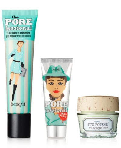 Benefit Cosmetics TEAM POREfessional Pore Minimizing & Eye Brightening Set - The Impulse Shop - Beauty - Boutiqueken