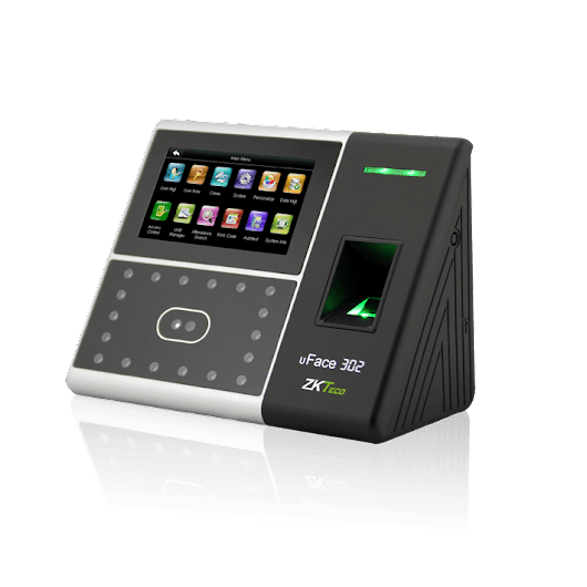 Smart Touch - UFace 302 - Face Recognition Device - Time Attendance System