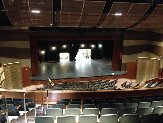 Performing Arts Center Grand Opening Set For Saturday