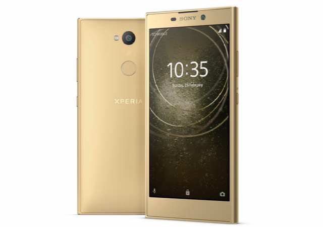 Sony Xperia L2 with 3GB RAM Launches in India for $300
