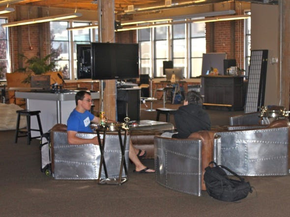 GitHub's San Francisco Office Is A Monument To Fun, Drinking, And ...
