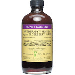 Honey Gardens Apitherapy Elderberry Extract - 8 fl oz bottle