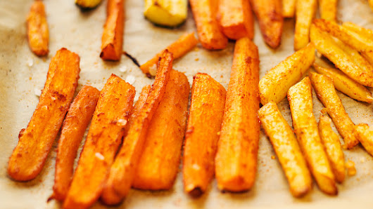 5 Veggies That Make Awesome Fries - The Leaf