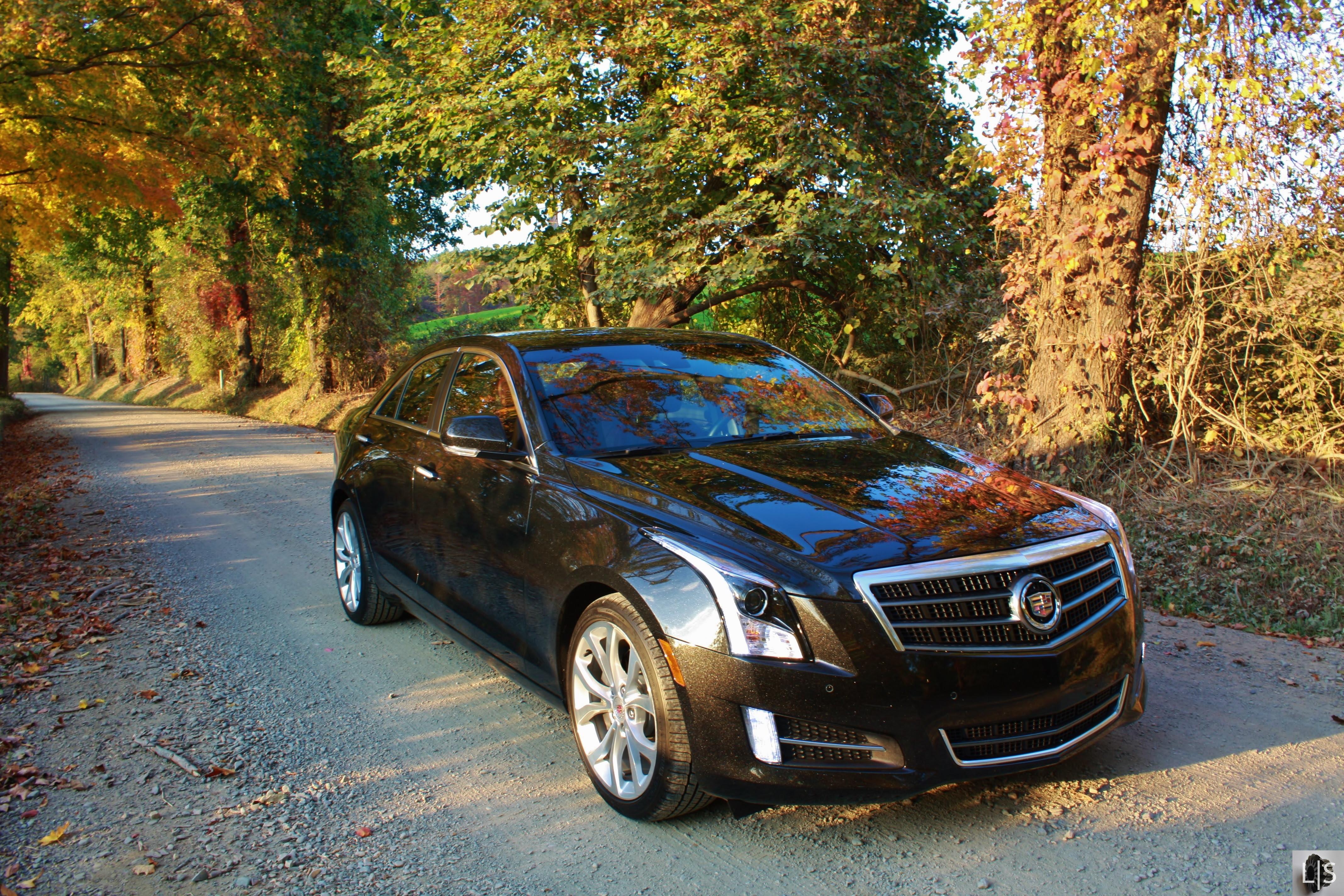 Cadillac ATS 3.6 Performance RWD vs. Infiniti Q50S RWD ...