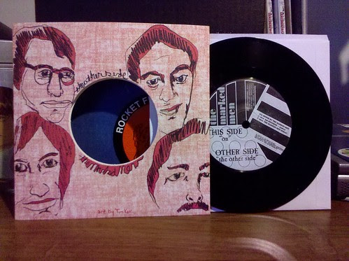 "The Marked Men - The Other Side 7"" by factportugal"