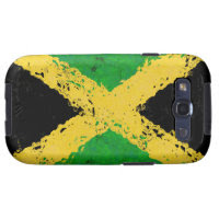 JAMAICA FLAG GALAXY S3 COVERS