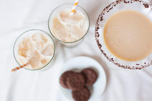 Dirty Girl scout drink recipe