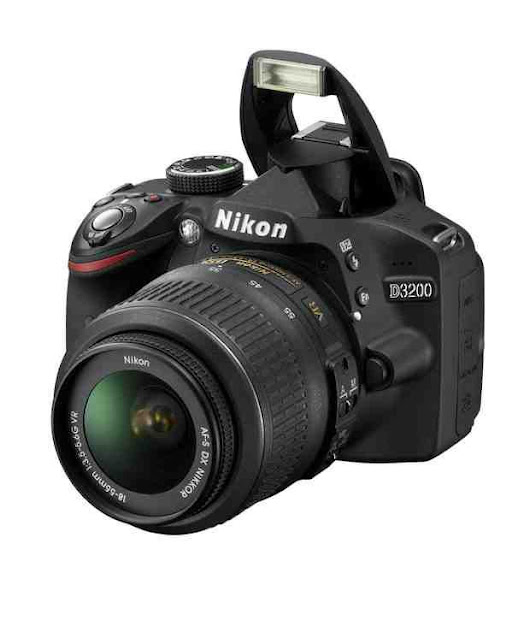 Nikon D3200 with 18-55mm Lens: Price, Review, Specs & Buy in India - Snapdeal.com