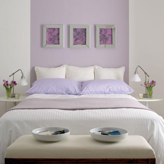 Camera da letto rilassante