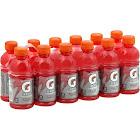Gatorade G Series Thirst Quencher, Fruit Punch - 12 pack, 12 fl oz bottles