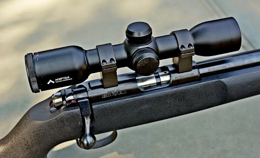 Best 22lr Scope for Target Shooting - 2018 Reviews and Buying Guide