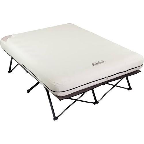 air mattress cot queen Coleman 2000020270 Cot Queen Framed Air Bed   Google Express air mattress cot queen