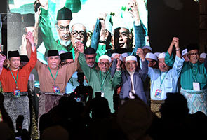 Menjelang 2015, sokongan bukan Melayu terhadap PAS semakin merosot