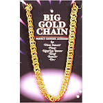 Big Gold Chain - 3598 - Gold - One-Size