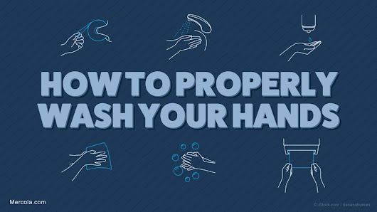 Handwashing Is the No. 1 Way to Prevent of Contagious Disease