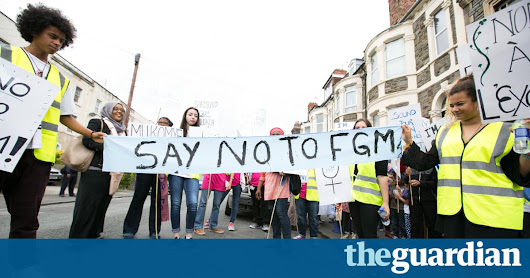 England had 5,700 recorded cases of FGM in 2015-16, figures show | Society | The Guardian
