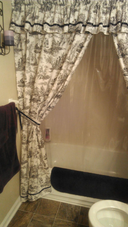 Shower Curtains Tie Back - Kitchen Interior Design Tool