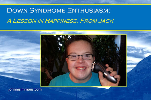 Down Syndrome Enthusiasm The Bonus Chromosome