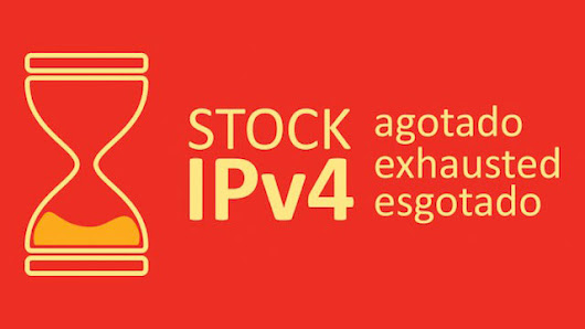With the Americas running out of IPv4, it's official: The Internet is full
