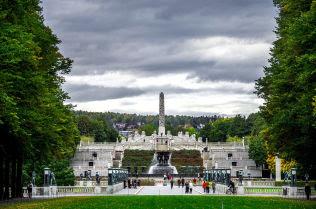 <p>MØTEPLASS: Her – i Frognerparken i Oslo – var en av Betews sentrale medhjelpere i møte med en undercover-agent fra politiet. De to diskuterte innførsel av kokain fra Sør-Amerika til Europa.<br/></p>