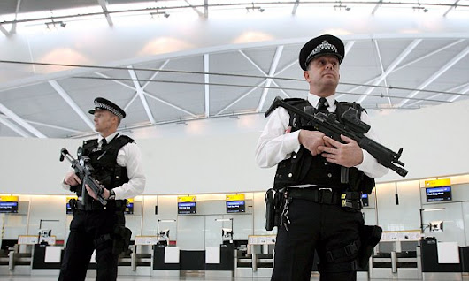 Armed police called after furious passengers confront BA staff