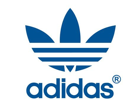 adidas logo png transparent background famous logos