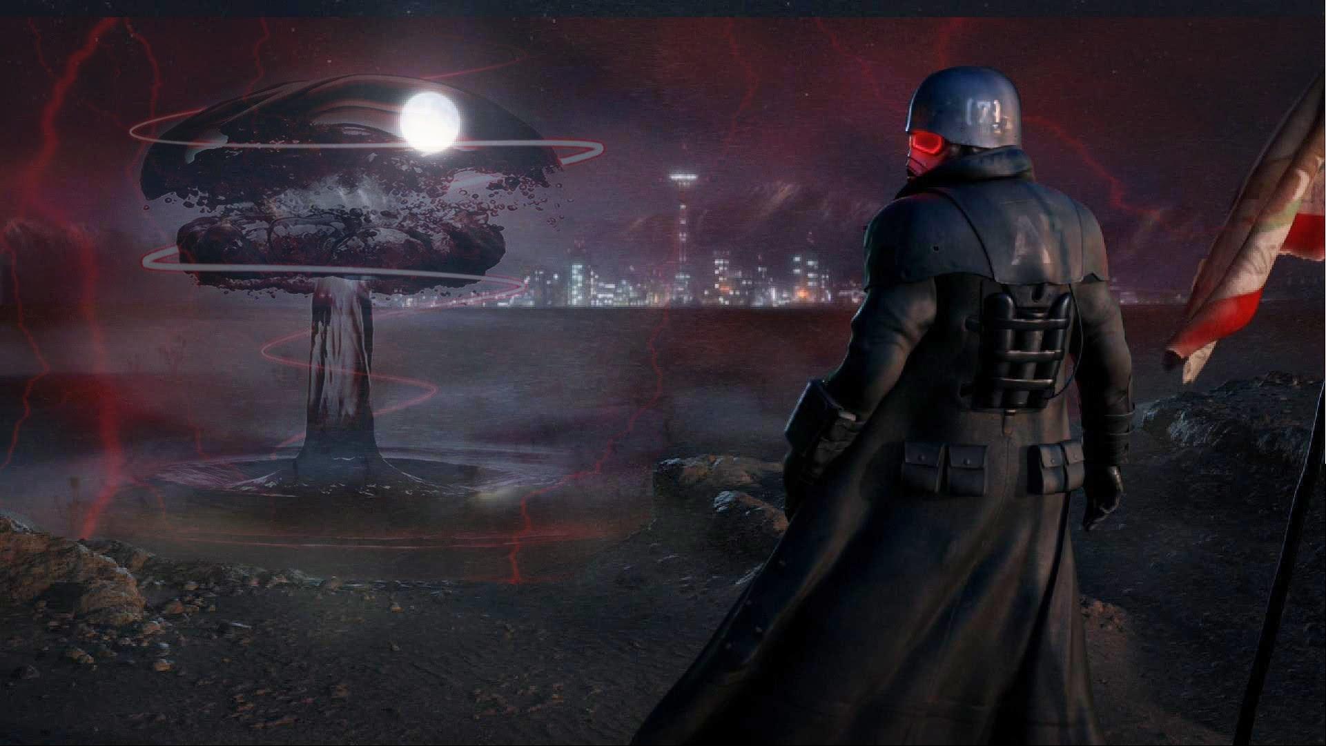 Hd Fallout New Vegas Wallpaper 82 Images