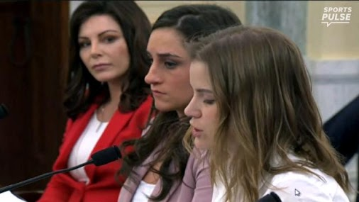 #Aly #Raisman Rebuffed By New #U.S. #Olympic Committee #Ceo In First Meeting