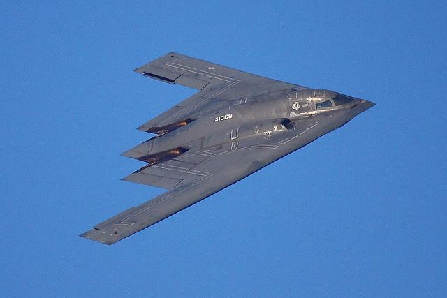 IMG_1877 B-2 Spirit (Stealth Bomber)